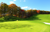 【Golf/Golf & Gastronomy Tour Package in October】